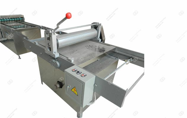 Peanut Candy Bar Forming And Cutting Machine