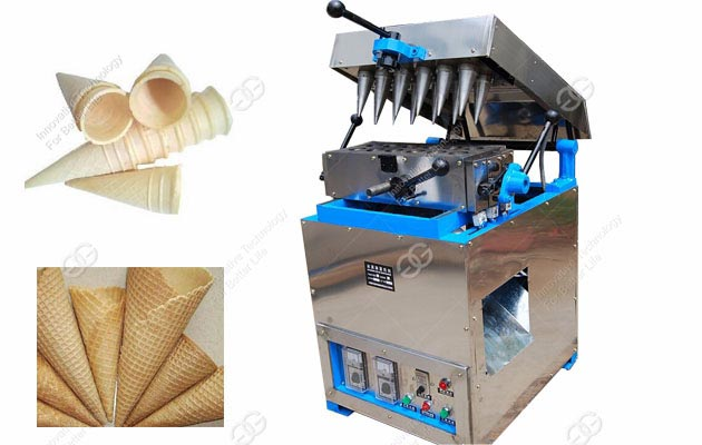 Hot Selling 12 Head Ice Cream Cone Maker Price