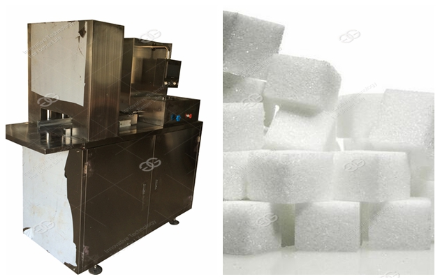 cube sugar making machine