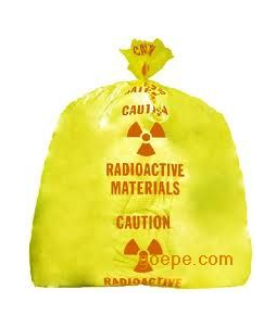 Starch plastic bags: Can eat, can also be dissolved