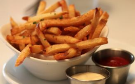 Try to make Pickled French Fries