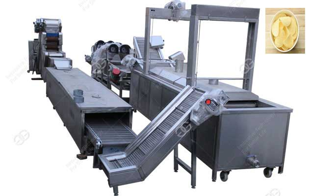 photo chips production line