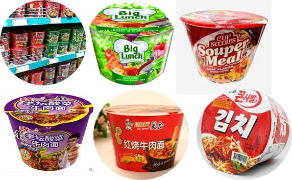 instant noodles making machine for sale