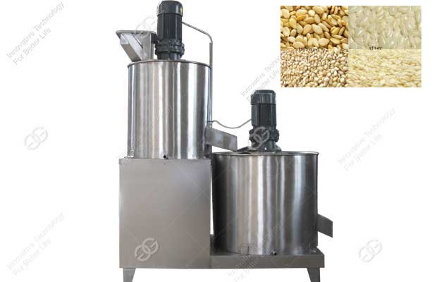 Automatic Sesame Peeling Machine|Benne Seed Peeler Machine