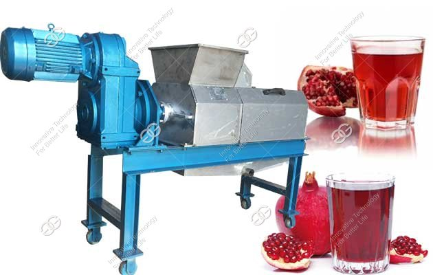 Commercial Pomegranate Juicer|Pomegranate Juice Extractor Machine