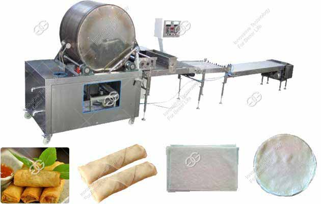 Electric Injera Making Machine in Ethiopia|Pancake Maker Machine