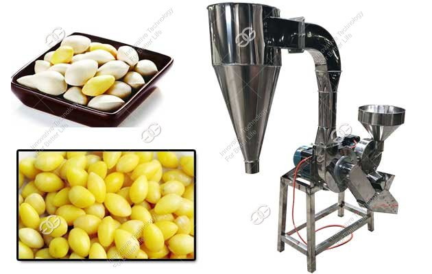 Ginkgo Seed Shelling Machine|Ginkgo Husking Machine Price