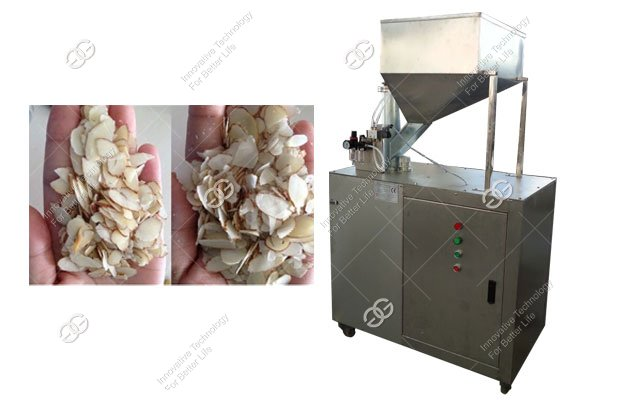 Almond Slicer Machine|Peanut Slice Cutting Machine