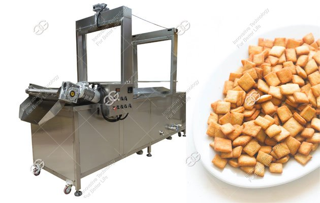 Chin Chin Frying Machine Quotation|Chin Chin Frying Equipment