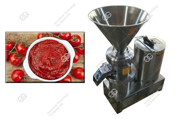 Tomato Sauce Grinder Machine|Ginger Garlic Paste Making Machine Price