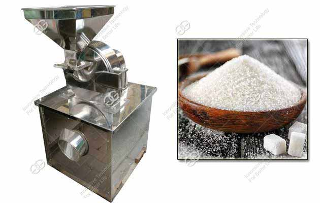 High Quality Sugar Powder Grinder Machine For Sale
