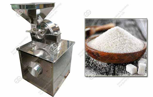 Sugar Powder Making Machine|Icing Sugar Grinding Machine Industrial