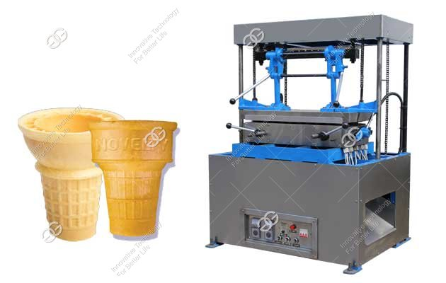 Commercial Cake Cone Machine|Ice Cream Cone Maker Machine