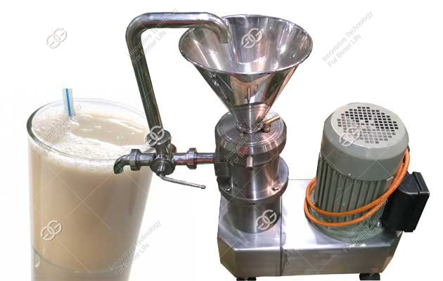 Tiger Nut Milk Processing Machine|Industrial Nut Milk Grinder
