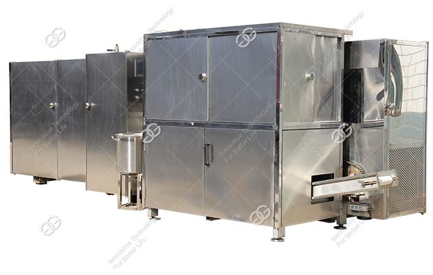 <strong>Commercial Waffle Bowl Machine|Ice Cream Waffle Cup Making Machine</strong>