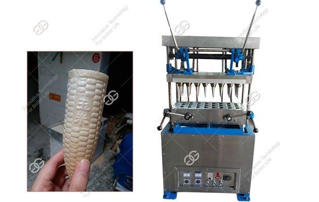 <b>Semi Automatic Ice Cream Cone Machines Supplier in China</b>