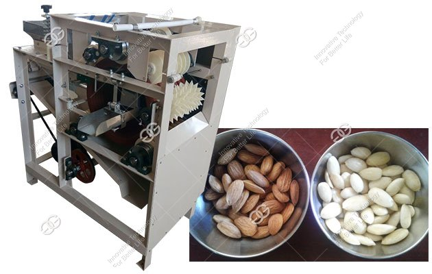 Wet Type Almond Skin Peeling Machine|Chickpeas Peeler Machine