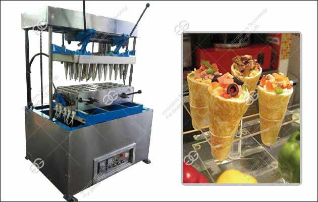 Hot Sale SUS304 Pizza Dough Cone Making Machine in China