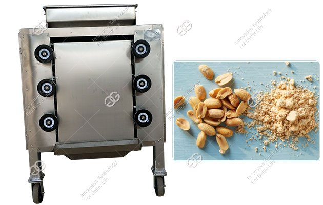 Stainless Steel Grain Milling Machine for Peanut Powder