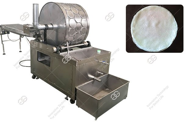 GELGOOG Popiah Lumpia Skin Making Machine Manufacturer