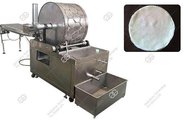 GELGOOG Popiah Lumpia Skin Making Machine Manufacturer