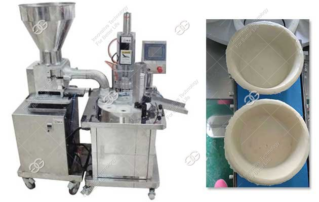 Automatic Tart Pie Shell Press Machine 7MM Thickness