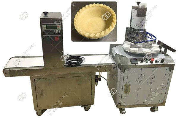 Electric Egg Custard Tart Molding Machine Supplier in Malaysia