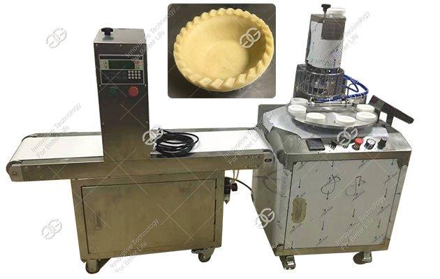 Electric Egg Custard Tart Molding Machine Supplier in Malaysia