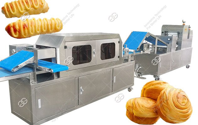 Automatic Baguette Bread Production Line Factory in China