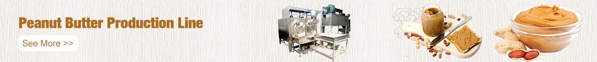 100KG/H Peanut Butter Production Line