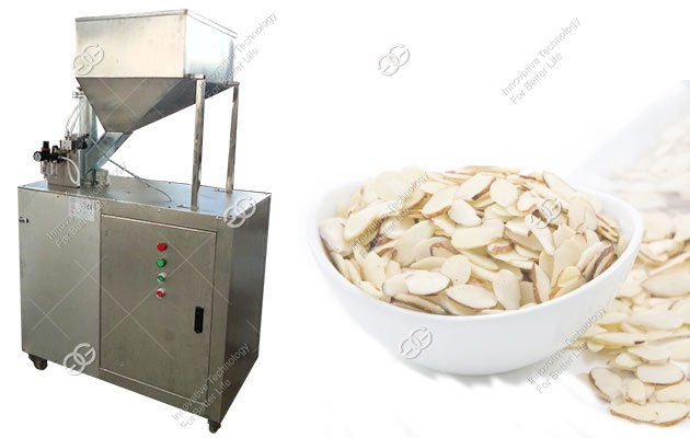 0.1-2MM Peanut & Almond Slicing Cutter Machine In Kenya