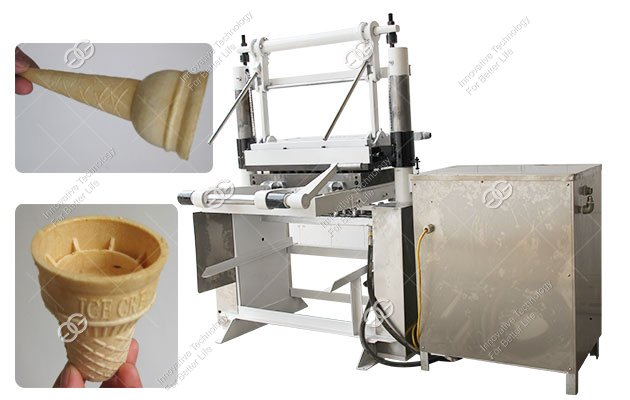 Small Wafer Ice Cream Cone Making Machine Price in India