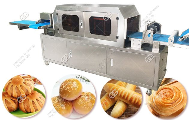 Automatic Baking Baguette Bread Production Line For Sale