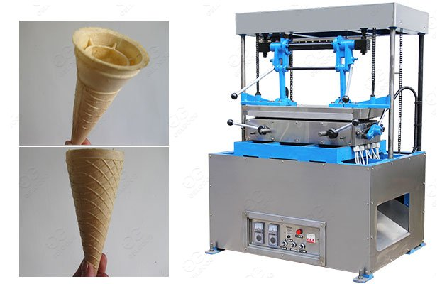 Softy Ice Cream Biscuit Cones Making Machine in Quality