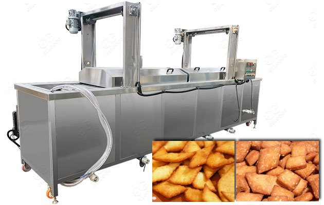 Snack Nimki Frying Machine|Shakar Paray Fryer Machine in Pakistan