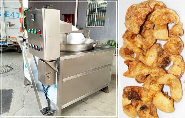 Selling Automatic Scratchings Frying Machine in UK