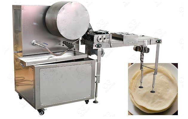 Supply Spring Roll Wrappers Making Machine in Thailand