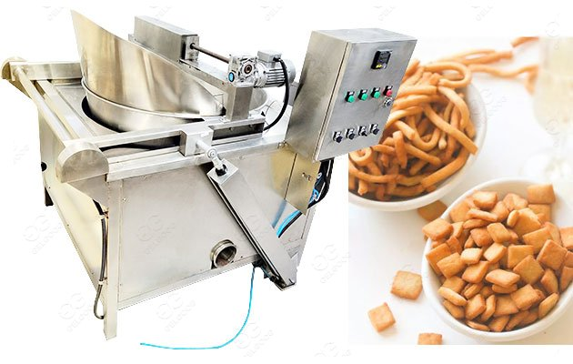 Commercial Chin Chin Frying Machine For Sale United States