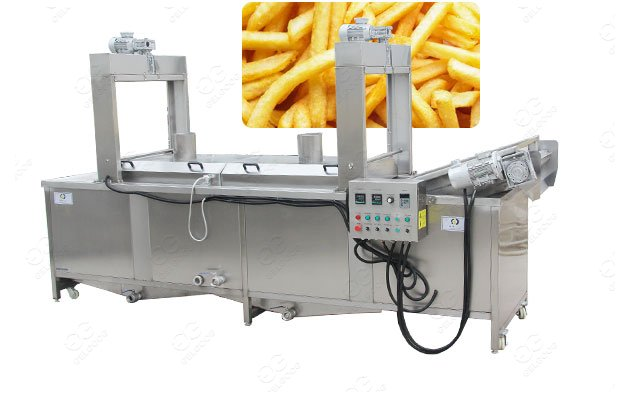 How to Make Crispy French Fries in Deep Fryer?