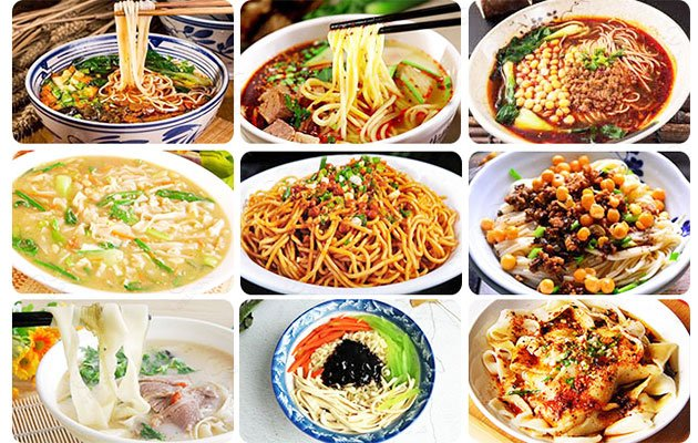 The History of Noodles in China