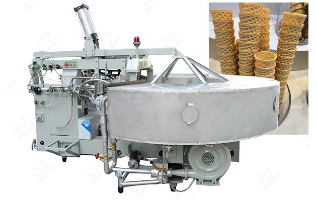 <b>Full Automatic Waffle Cone Baking Machine With Low Price</b>