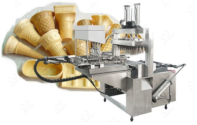 Efficiency Ice Cream Cone Machine For Sale in Sri Lanka