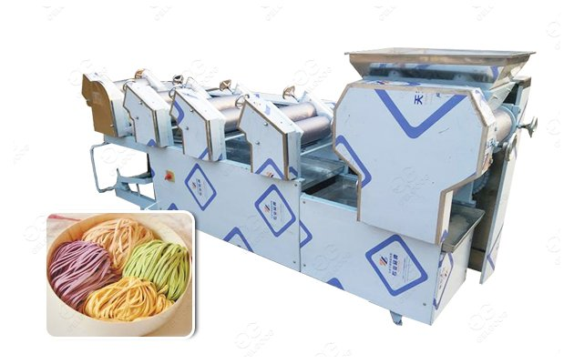 Large Scale Vegetable Noodle Maker Machine in Restaurant