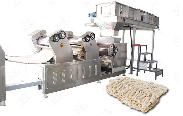 3 Minutes Non Fried Instant Noodles Production Line Indonesia