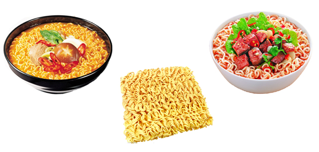 Instant Noodles Making Machine for Making Instant Noodles