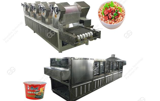 bowl instant noodle processing line manufacturer