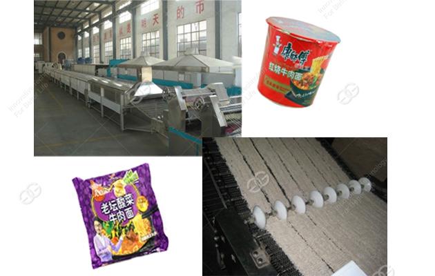 bowl instant noodles machines manufacturer