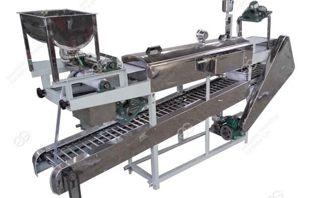 rice noodle production machine
