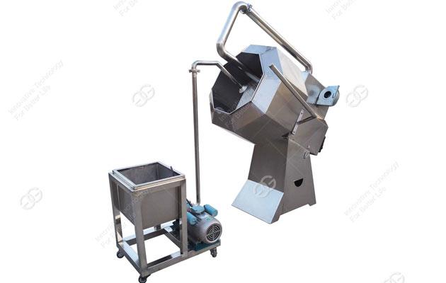 Chips Seasoning Machine for sale