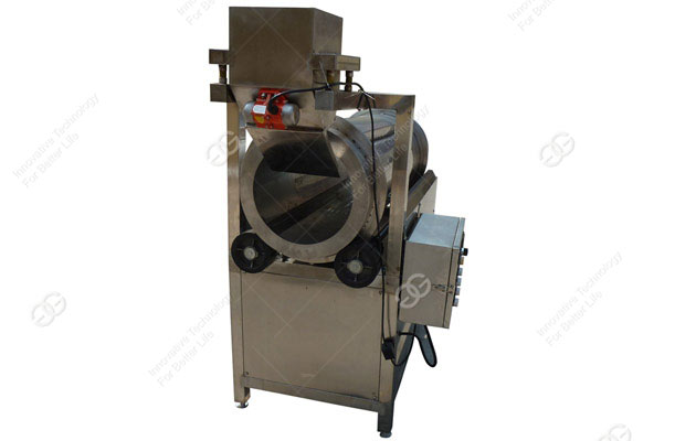 Rotatory Type Potato Chips Seasoning Machine